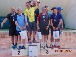 I Deblowy Turniej Tenisa Ziemnego o Puchar Prezesa SIG