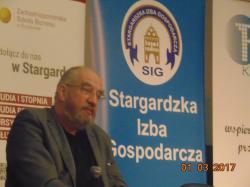 Konferencja z udziałem prof. dr hab. Witolda Modzelewskiego cz. 1